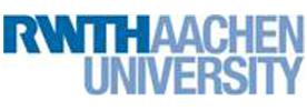 Das Logo der RWTH Aachen