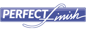 Das Logo der Firma Perfect-Finish